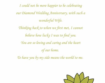 Wife Golden Anniversary Card