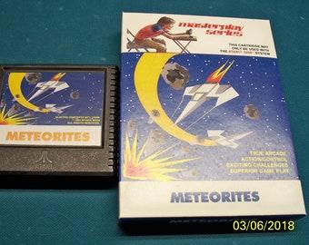 Atari 5200 Meteorites w/ box!!