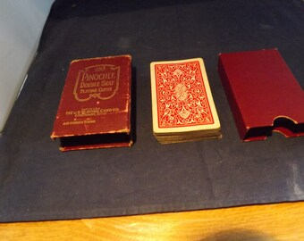 Pinochle Double Skat Playing Cards