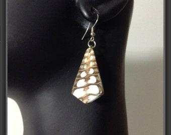 Shells earrings