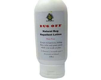 Natural Mosquito Repellent, Mosquito Repellent Natural,  Natural Bug Repellent, Insect Repellent Lotion,