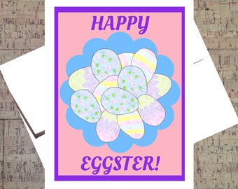 Easter Card, Easter Egg, Easter Greeting Card, Easter Egg Card, Easter Greetings, Funny Easter Card, Happy Easter Card, Cute Easter Card