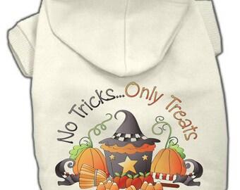 Halloween Dog Hoodie - Halloween Dog Sweater - Dog Sweatshirt - Halloween Dog Shirt