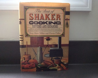 Shaker Cooking - cook book
