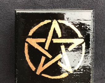 Wiccan /Pagan storage box