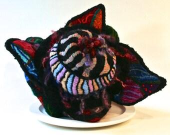 Ormus Plutonium (David Wolfe 2014) Embroidery Sculptured Handbag