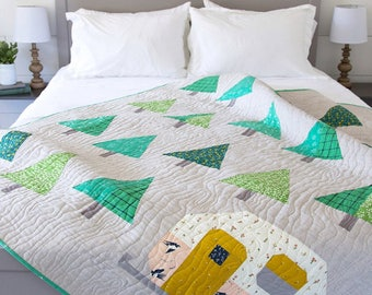 Up North Quilt Pattern by Lindsey Neill  From Pen & Paper Patterns
