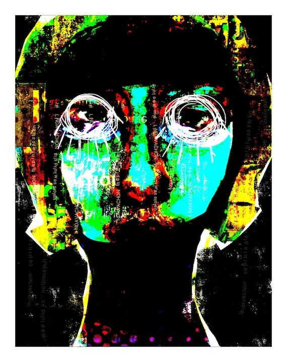 urban, fine art print, linda v