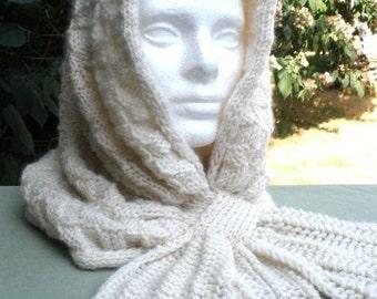 PDF Knitting Pattern--The Scood