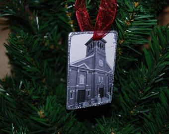 Ornament - St. Therese Church, Chicago