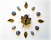 Botanical wall clock Mini...