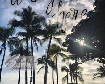 Wish You Were Here! - Digital Download!
