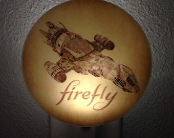 night light - Firefly Serenity