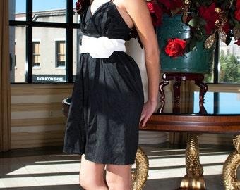 Charleston bridesmaid dress, designer bridesmaid dress, custom made bridesmaid dress