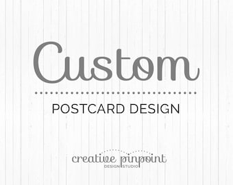 Custom Postcard, Postcard Design, Custom Design, Promotional Mailer, Custom Flyer, Flyer Design, Business Postcard, Insurance Postcard