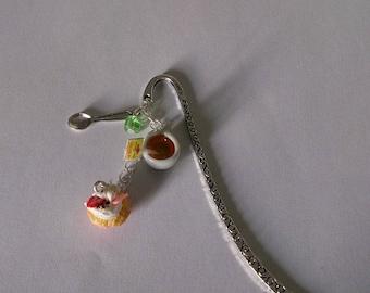 Gourmet Tea Time bookmark