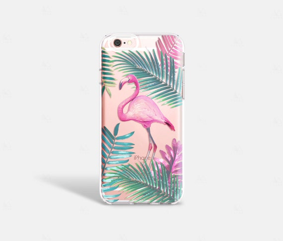 flamingo iphone 6 case silicone