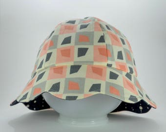 Medium Baby Cotton Bucket Sun Hat