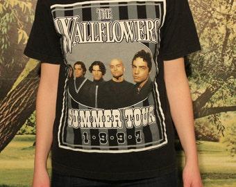 Vintage Wallflowers 1997 Tour T-Shirt