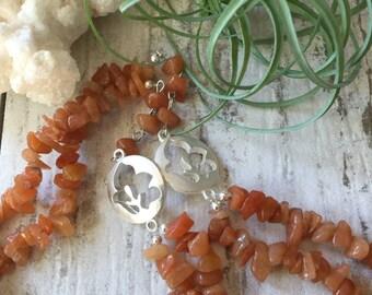 Aventurine Gemstone Necklace