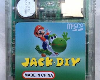Retro Nintendo Game Boy Everdrive Flash cartridge