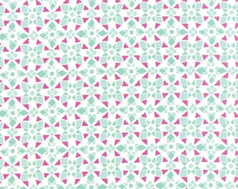 SALE  Canyon Four Corners Agave Amethyst Fabric by Kate Spain for Moda Fabrics, One yard