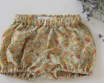 Bloomers, pants, shorts, baby Claire Aude Liberty