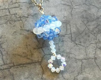 Swarovski RATTLE Necklace