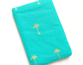 Pill Case Birth Control Cozy - Cali palms