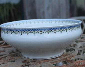 Limoges Plaisance Serving Bowl / Fruit Bowl