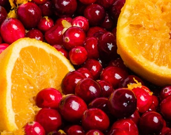 Cranberry-Orange (Red)