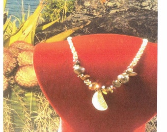 Sand Necklace