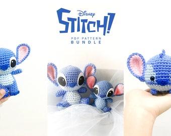 BUNDLE PATTERN: Stitch