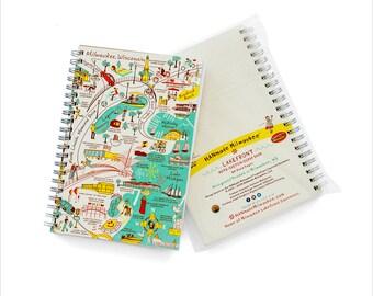 HANmadeMilwaukee Lakefront Note/Sketch/Scrap Book
