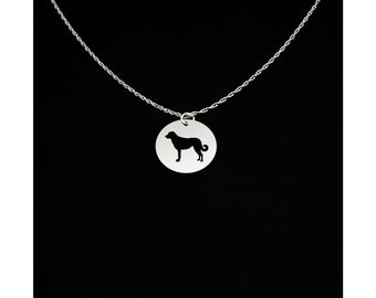 Anatolian Shepherd Dog Necklace - Anatolian Shepherd Dog Jewelry - Anatolian Shepherd Dog Gift