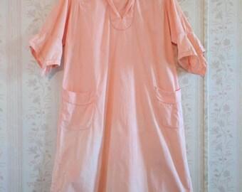 Rare Antique 1920's House Dress