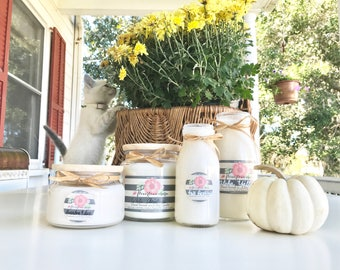 Scent of the Month Candles