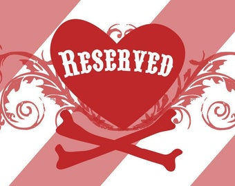 Reserved for Sara - Olive Oil Designs - PRINTED
