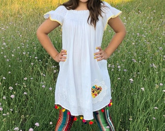 Serape legging ladies small medium large xlarge