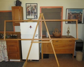 "7 foot x 28"" Modular Adjustable  Rectangle Loom Hideaway Brand"