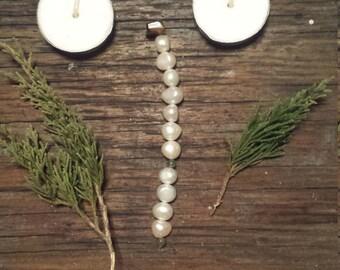 Mysterious Mother, prayer beads, precious stones, healing stones