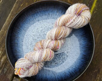 Randoms Handspun Yarn Textured Pastels