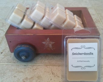 Snickerdoodle Soy Wax Melt