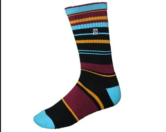 Fun Athletic Socks by BUiLt.