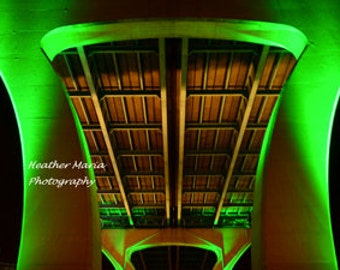 Irish fine art photography, Under the Hoan Cityscape Milwaukee WI
