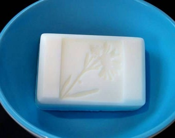 Fresh Ocean Scent Soap Bar; Free Shipping Domestic Only; Buttermilk; Honey; Ocean Water Scent