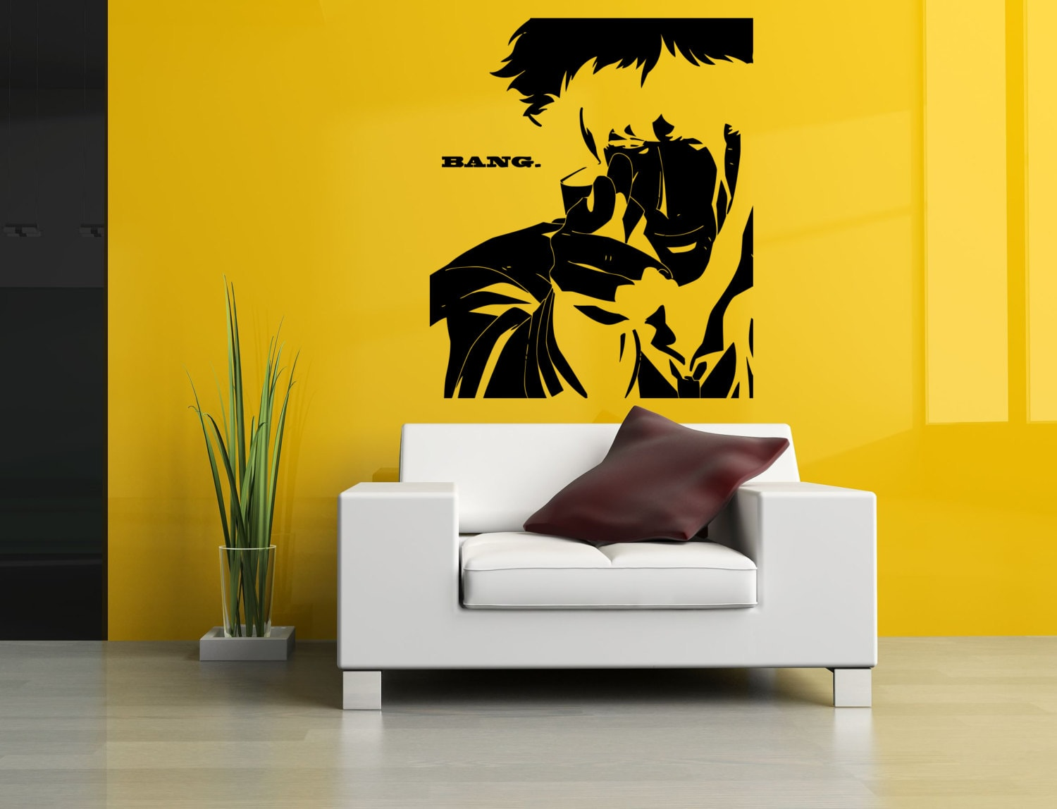 Removable Vinyl Sticker Mural Decal Wall Decor Poster Art See