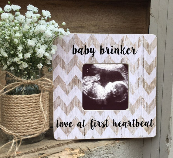 ON SALE Sonogram Ultrasound Love at First Sight Frame Love at First ...