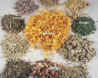 Herbal Hair Tea (3-pack)