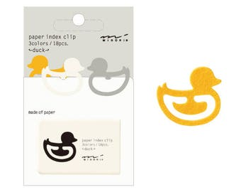 Duck Paper Clips (43237-006) Price depends on order volume.